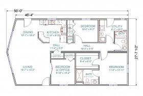Centennial Floor Plan