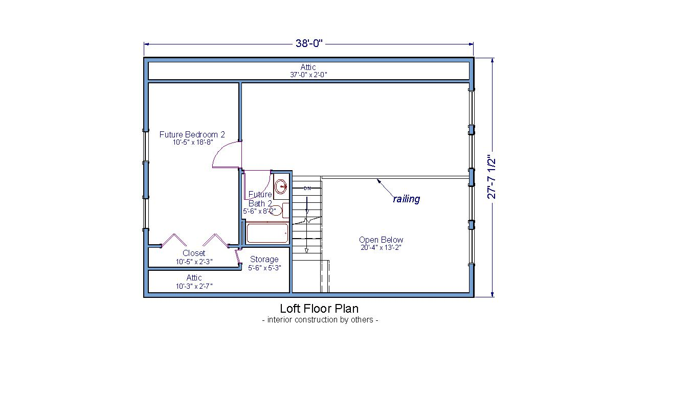 20 x 25 house plans for 10 x 20 cabin floor plans