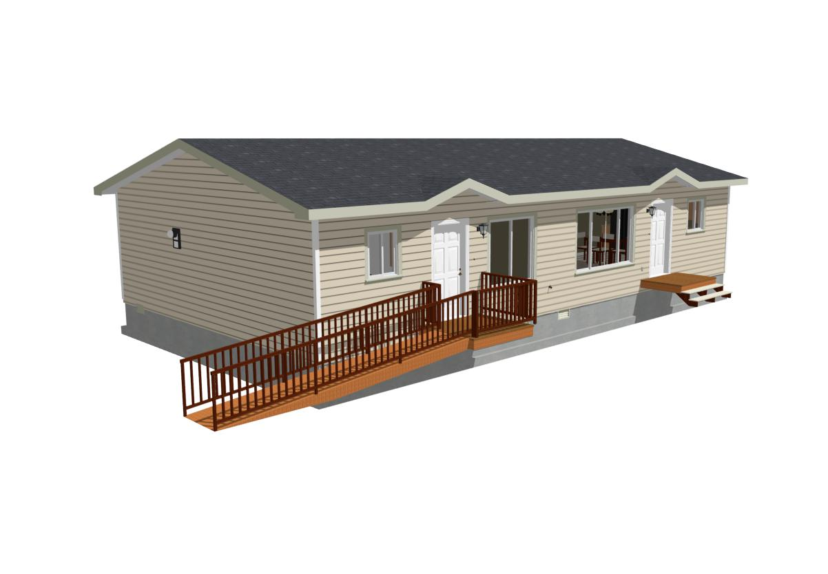 Duplex | TLC Modular Homes