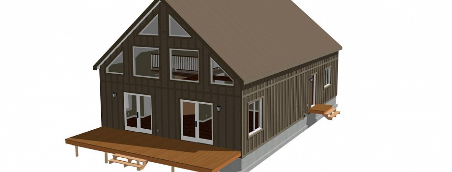 Tlc modular homes for Cape cod house plans with loft