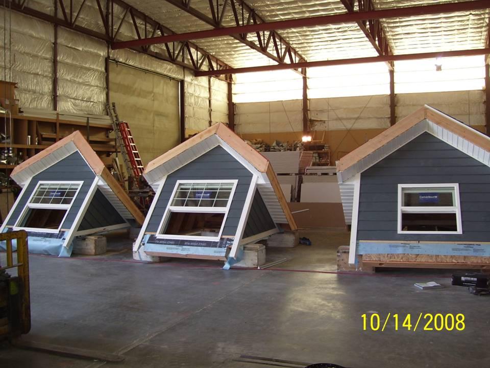 Modular Cape Cod Placement | TLC Modular Homes